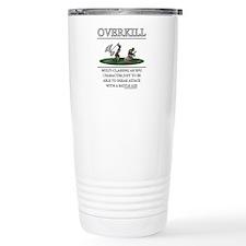 Overkill Travel Mug