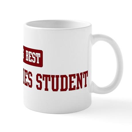 Worlds best Women Studies Stu Mug