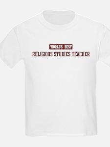 Worlds best Religious Studies T-Shirt