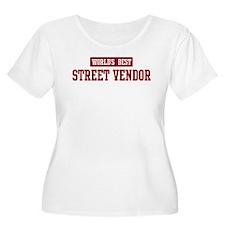Worlds best Street Vendor T-Shirt