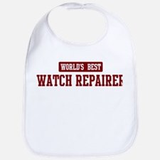 Worlds best Watch Repairer Bib