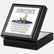 Destiny Keepsake Box