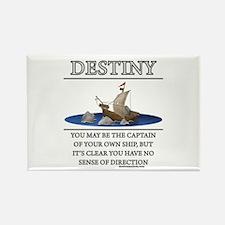 Destiny Rectangle Magnet