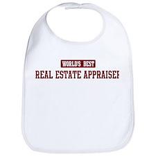 Worlds best Real Estate Appra Bib