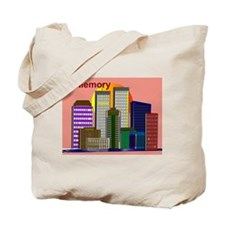 911 Twin Towers Tote Bag
