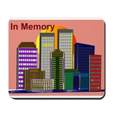 911 Twin Towers Mousepad