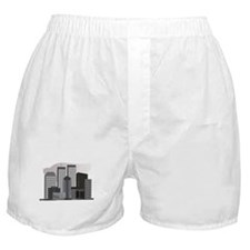 911 Twin Towers Boxer Shorts