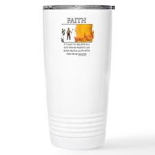 Faith Travel Coffee Mug