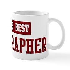 Worlds best Radiographer Small Mug