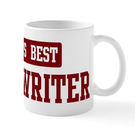 Worlds best Underwriter Mug