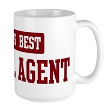 Worlds best Travel Agent Mug