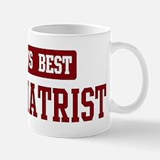 Worlds best Psychiatrist Small Small Mug