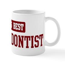 Worlds best Prosthodontist Mug