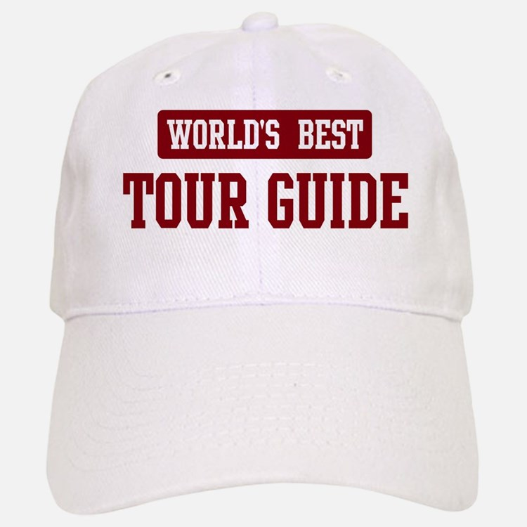 Worlds best Tour Guide Baseball Baseball Cap