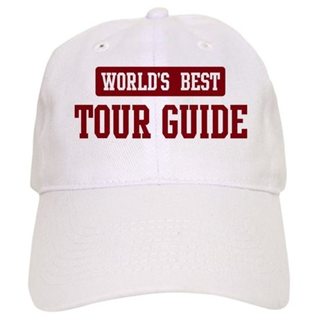 Worlds best Tour Guide Cap