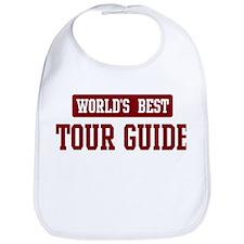 Worlds best Tour Guide Bib