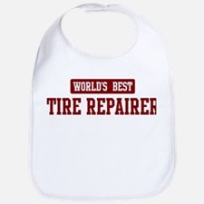 Worlds best Tire Repairer Bib