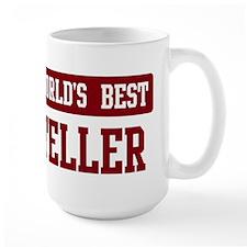 Worlds best Teller Mug