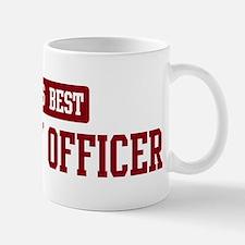 Worlds best Security Officer Mug