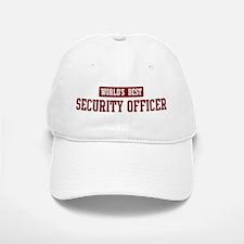 Worlds best Security Officer Baseball Baseball Cap
