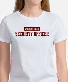 Worlds best Security Officer Tee