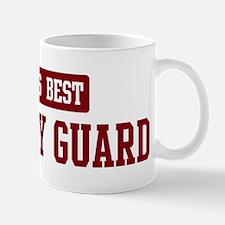 Worlds best Security Guard Mug