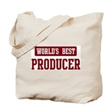 Worlds best Producer Tote Bag