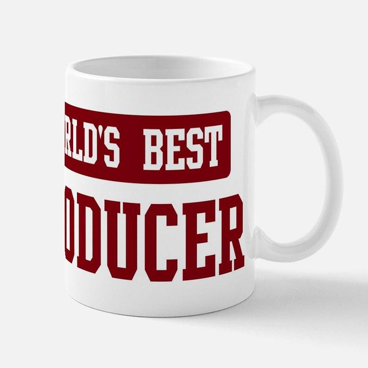 Worlds best Producer Mug