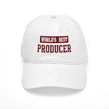 Worlds best Producer Baseball Cap