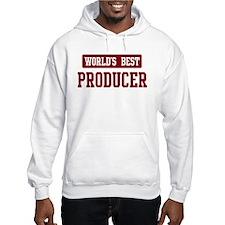 Worlds best Producer Hoodie