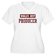 Worlds best Producer T-Shirt