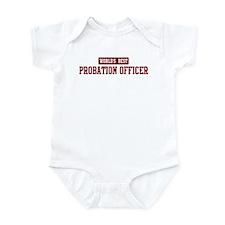 Worlds best Probation Officer Infant Bodysuit