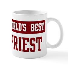Worlds best Priest Mug