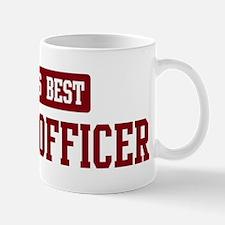 Worlds best Parole Officer Small Small Mug
