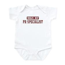 Worlds best Pr Specialist Infant Bodysuit