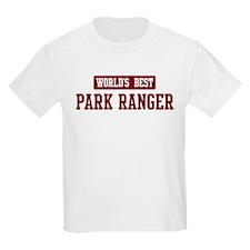 Worlds best Park Ranger T-Shirt
