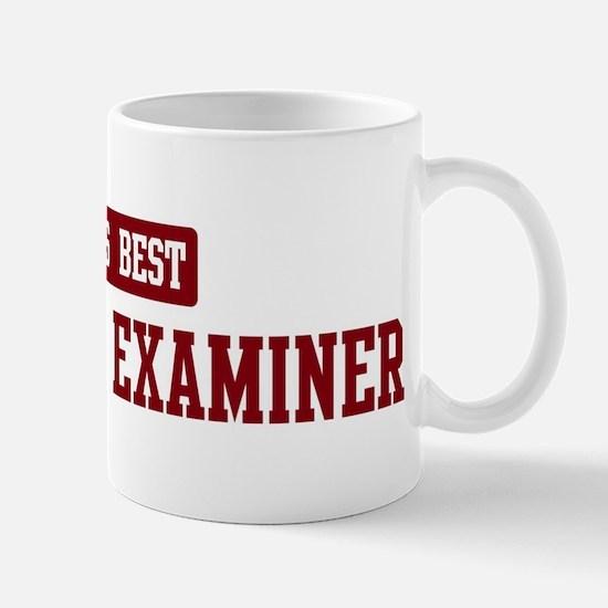 Worlds best Polygraph Examine Mug