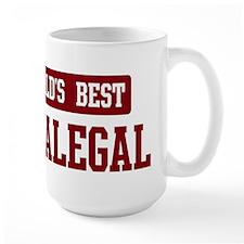 Worlds best Paralegal Mug
