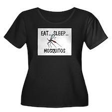 Eat ... Sleep ... MOSQUITOS T
