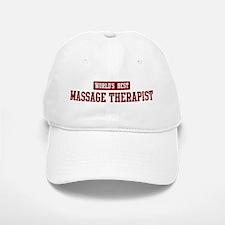 Worlds best Massage Therapist Baseball Baseball Cap
