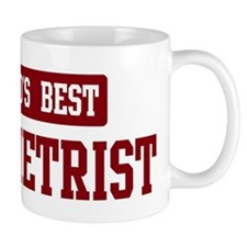 Worlds best Optometrist Mug