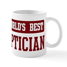 Worlds best Optician Mug