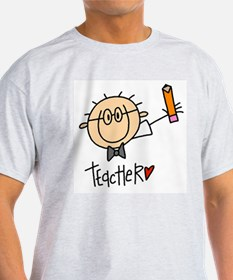 Male Teacher T-Shirt