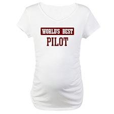 Worlds best Pilot Shirt