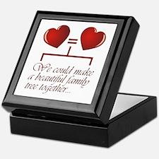 Make A Family Keepsake Box