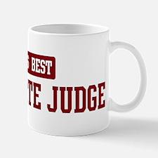 Worlds best Magistrate Judge Mug