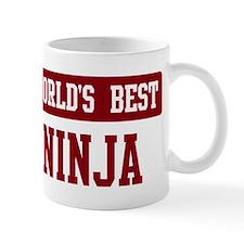 Worlds best Ninja Mug