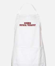 Worlds best Physical Therapis BBQ Apron