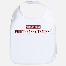 Worlds best Photography Teach Bib