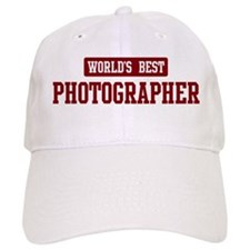 Worlds best Photographer Baseball Cap